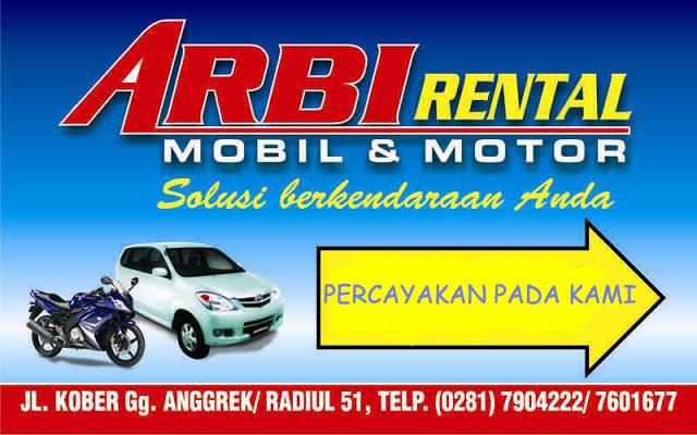Rental Mobil Murah di Purwokerto