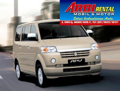 Rental Mobil APV Purwokerto