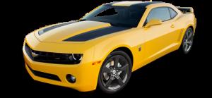 Camaro 2012 Transformers Special Edition