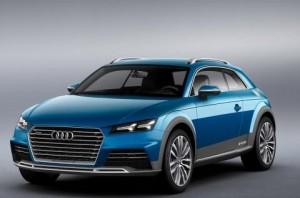 Audi TT Crossover