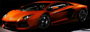 2 Lamborghini Aventador LP 700-4