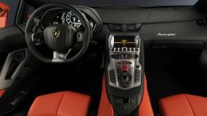 Interior Lamborghini Aventador LP 700-4