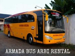 Sewa Bus Pariwisata Arbi Rental Purwokerto