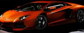 Mobil Lamborghini Aventador LP 700-4