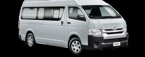 Sewa Rental Mobil Toyota HIACE di Purwokerto