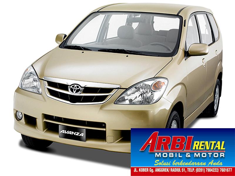 Rental Mobil Avanza Purwokerto